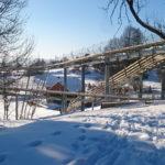 Bobová dráha - Lipno nad Vltavou